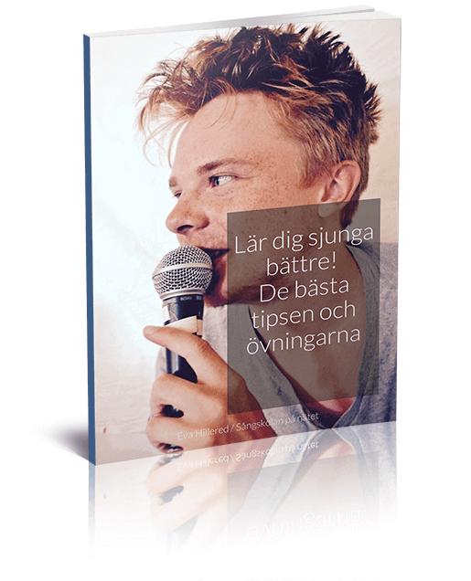gratis e-bok lär dig sjunga bättre